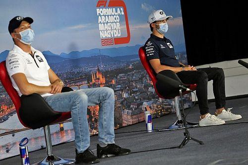 Gasly és Kvjat is szomorú a Honda távozása miatt