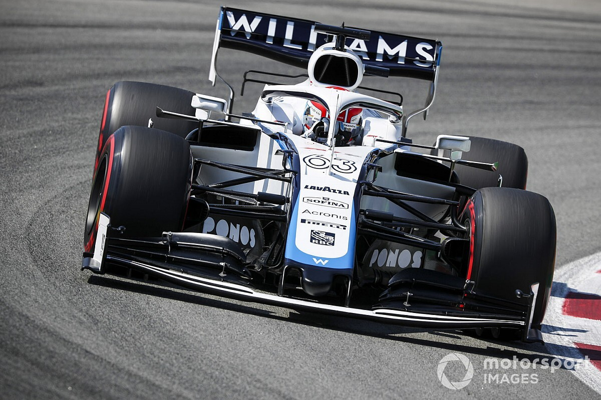 "New Williams owners conducting ""full review"" - Russell"