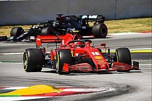 """Leclerc: """"Bugünkü sıralama turlarından memnun değilim"""""""