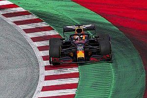 Verstappen: danno all'ala peggiore di quanto sembrasse