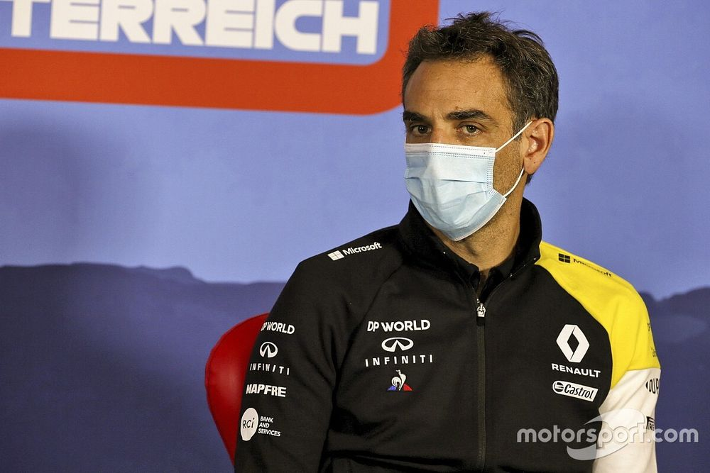 Renault решила отказаться от протеста на Racing Point