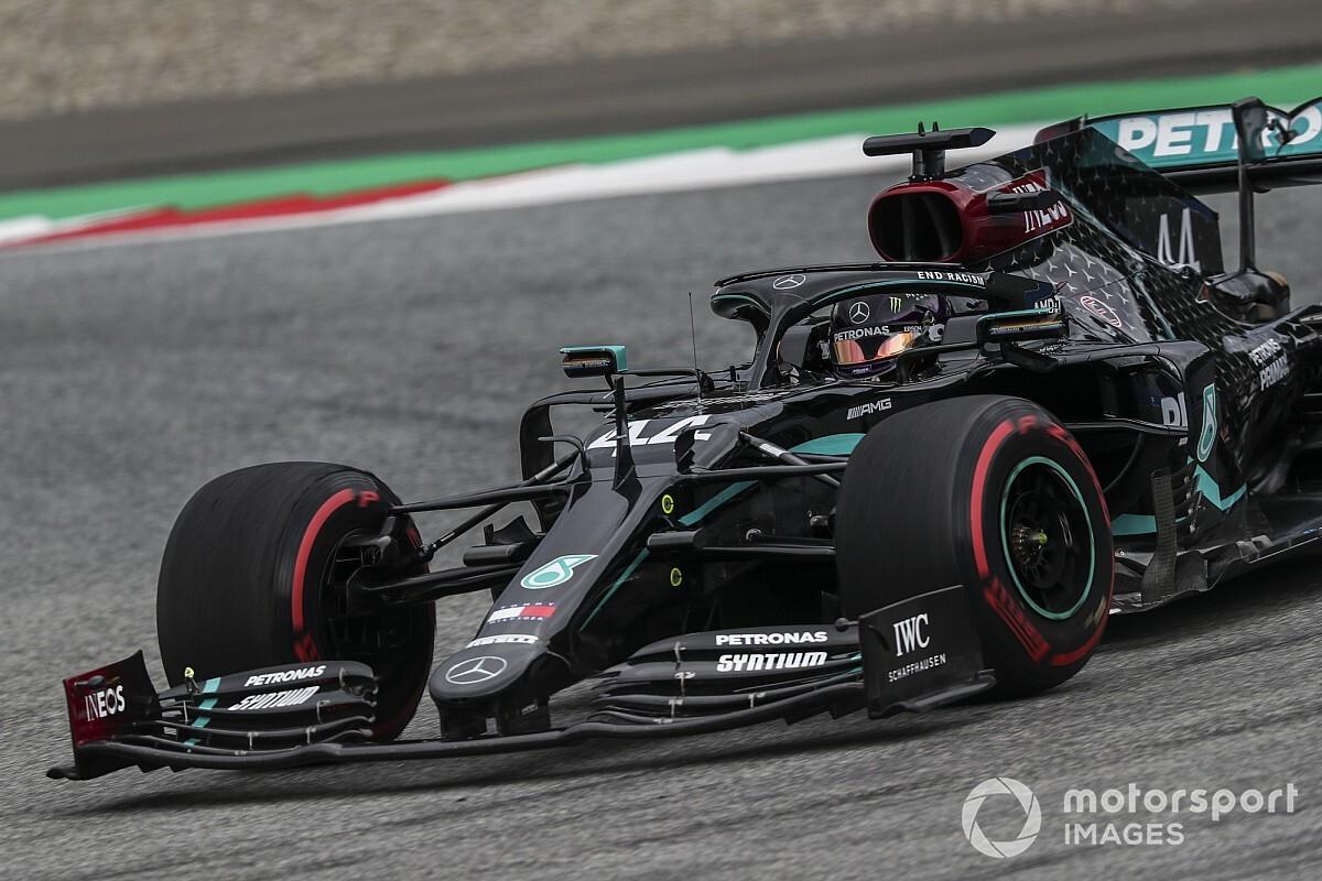 Powtórka Mercedesa