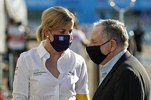 """سوزي وولف: الفورمولا إي تواجه تحديات """"أكبر من أية بطولة أخرى"""" لتنظيم روزنامة خلال الجائحة"""