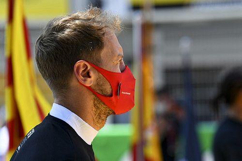 """Vettel: """"L'idea ritiro? Solo un pensiero, la F1 mi attrae"""""""