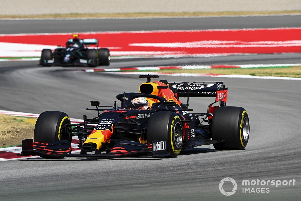 """""""Észrevehető"""" fejlesztésekkel készül a Red Bull a Belga Nagydíjra"""
