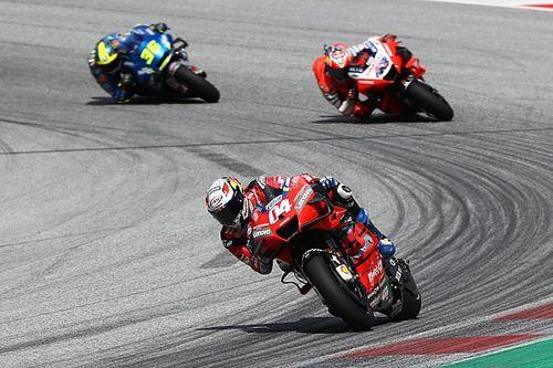 Escalofriante triunfo de Dovizioso en el Red Bull Ring