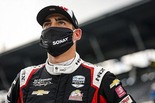 "IndyCar's newest pole-sitter VeeKay: ""We can go for the win"""