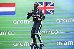 """汉密尔顿:我在西班牙达到""""至高状态"""""""
