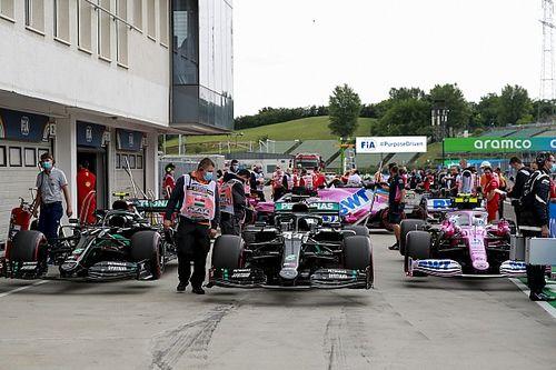 F1: las mayores sorpresas de mejora (y paso atrás) en clasificación