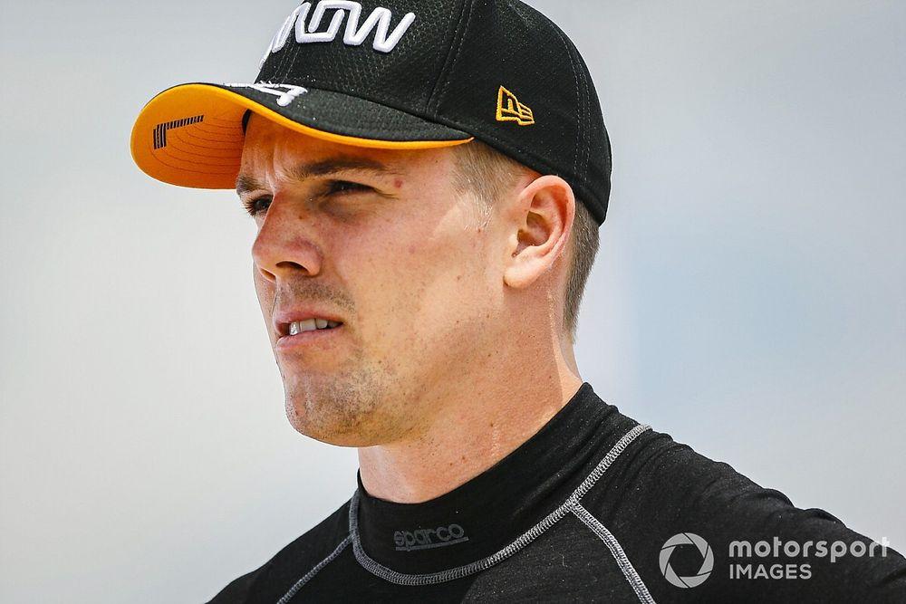 Arrow McLaren SP drops Askew for 2021