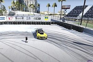 Eduardo Faoro lidera primeiro dia de classificatórias do Ultimate Drift Games em Long Beach