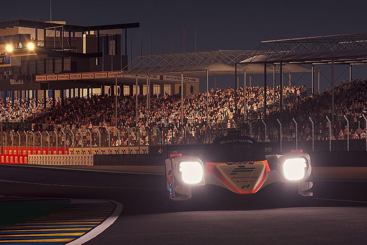 Verstappen és Norris csapata kiesett a virtuális Le Mans-on