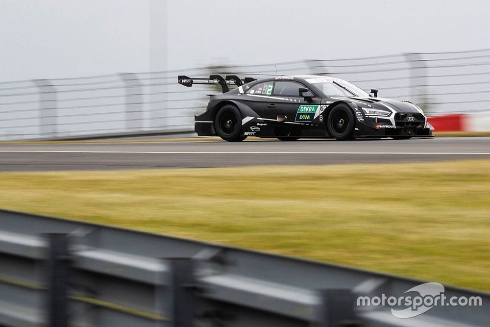 Habsburg leads Audi-1-2-3 on Day 3 of DTM testing