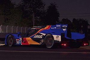 Alonso de retour en course après un drapeau rouge!