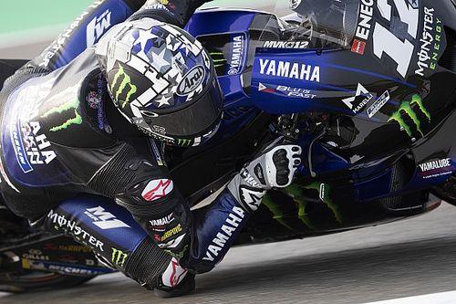 "2021 Yamaha MotoGP bike ""ready"" to race – Vinales"