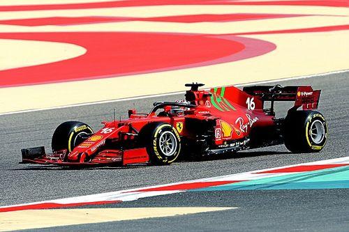 تغطية مباشرة لليوم الأوّل من تجارب الفورمولا واحد في البحرين 2021