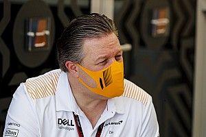 """Brown: """"McLaren artık Darth Vader değil, Luke Skywalker yaklaşımına sahip"""""""