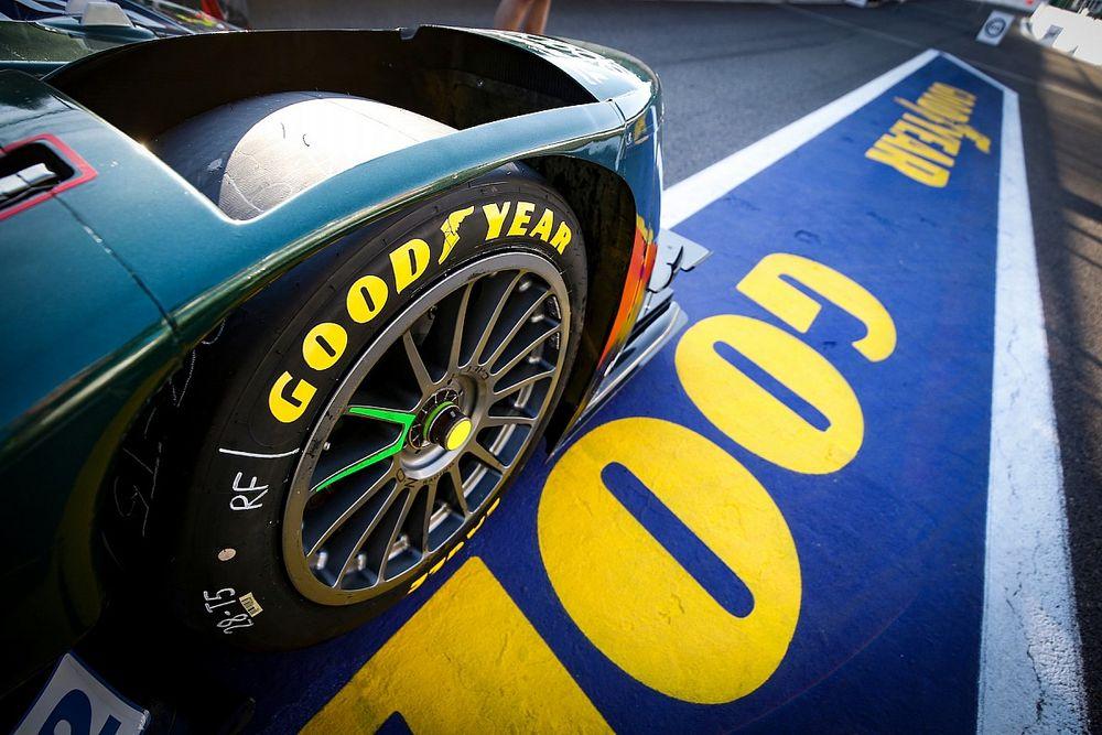 'Uithoudingsvermogen Goodyear-banden op Le Mans meer dan twee F1 GP-afstanden'