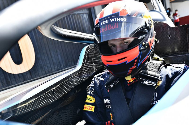 How sim champion Frede Rasmussen adapted to real-life Formula E