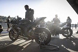 Tes Hari Kedua Kawasaki Terkendala Cuaca