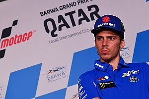 "Reigning champion Mir ""very pissed off"" after Qatar practice"