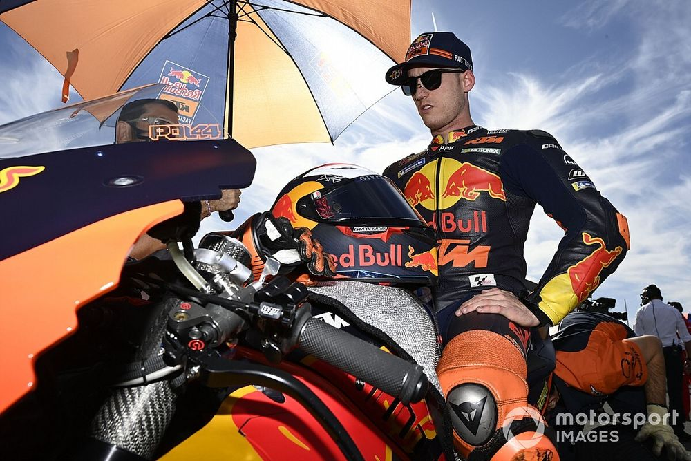 "Espargaro: ""Non ero un vero pilota di MotoGP prima della KTM"""