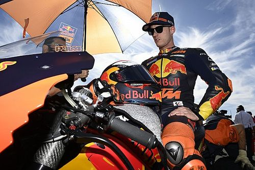 "Espargaro not a ""proper MotoGP rider"" until he joined KTM"