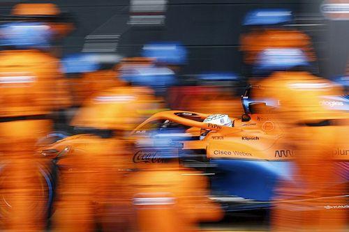 Ricciardo nie będzie numerem jeden