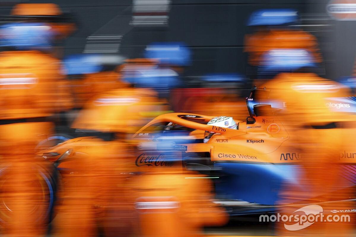VIDEO: Onboard bij Ricciardo en Norris, het F1-seizoen is begonnen