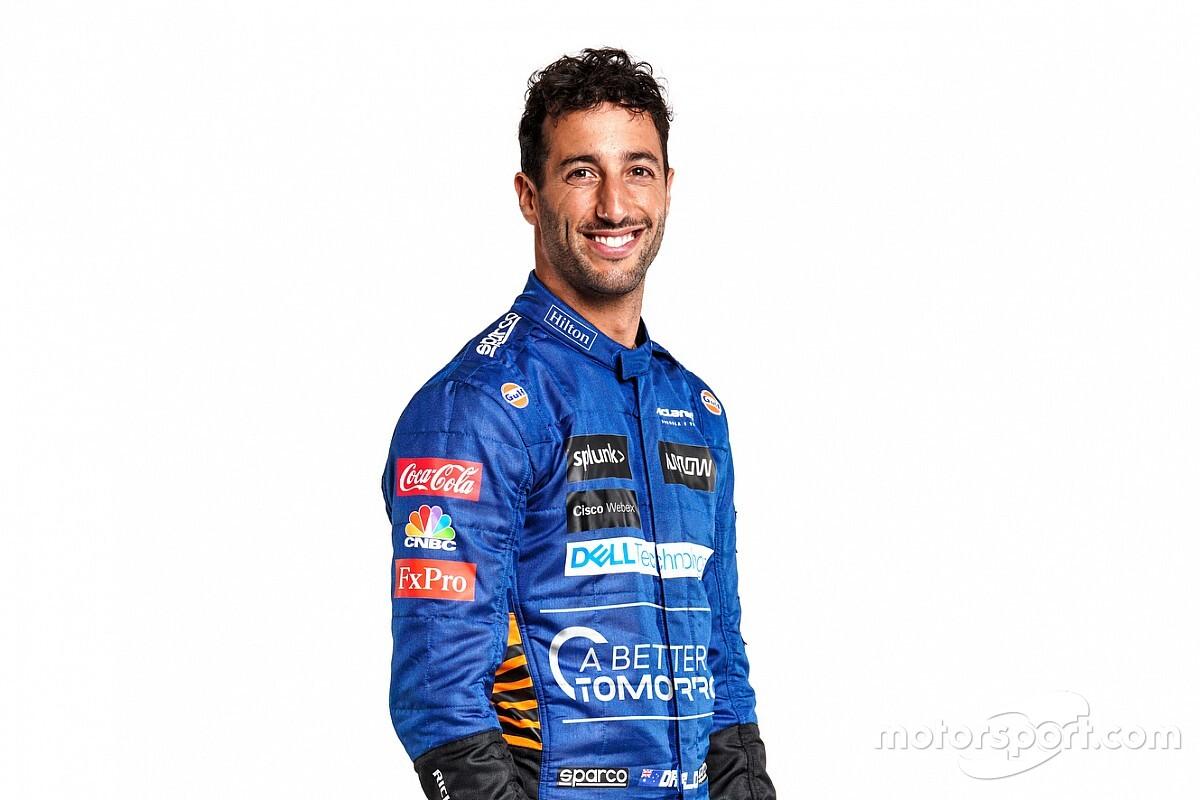 """Ricciardo: """"McLaren'ın gelişiminden çok etkilendim"""""""