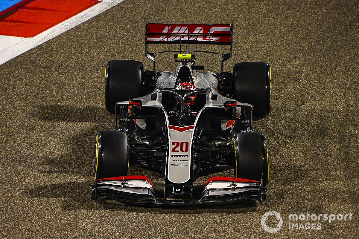 Haas ne développera pas sa F1 2021 pendant la saison