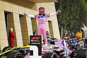 Galeri F1 GP Sakhir: Perez Taklukkan Kemenangan Perdana