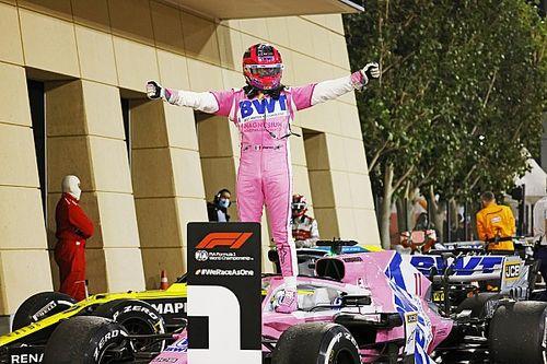Racing Point manquait de pièces de rechange après le GP de Bahreïn