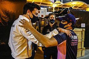 Red Bull увидела в Пересе источник ценной информации о Mercedes