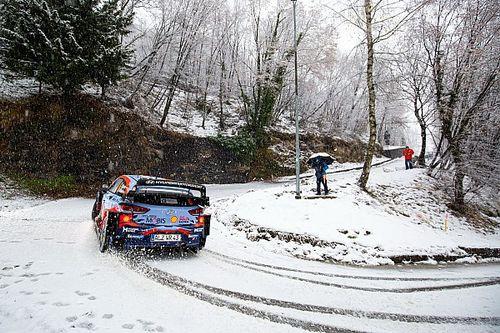 WRC: las fotos más impresionantes del sábado del Rally de Monza 2020