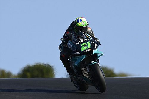 Morbidelli: 'A-spec' Yamaha not an advantage in 2021