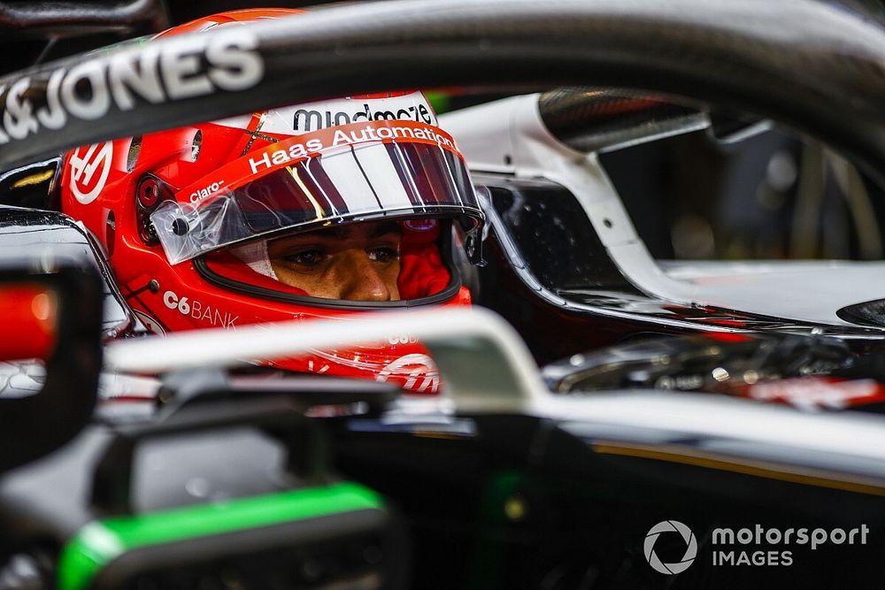 Fittipaldi lamenta 19º posição por problema no motor e agradece oportunidade da Haas