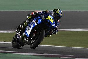 Strategy blunder costs Mir Q2 spot in Doha MotoGP