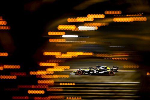 Ocon weer in kwalificatie verslagen door 'gezegende' Ricciardo