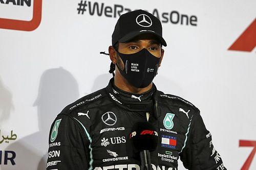Hamiltont és a Mercedest is jelölték a Laureus-díjra