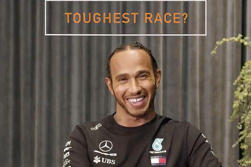"""Hamilton'ın 2020'deki en ... yarışı: """"Türkiye"""""""