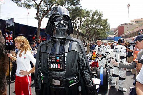 """""""McLaren F1 era un poco como Darth Vader"""""""