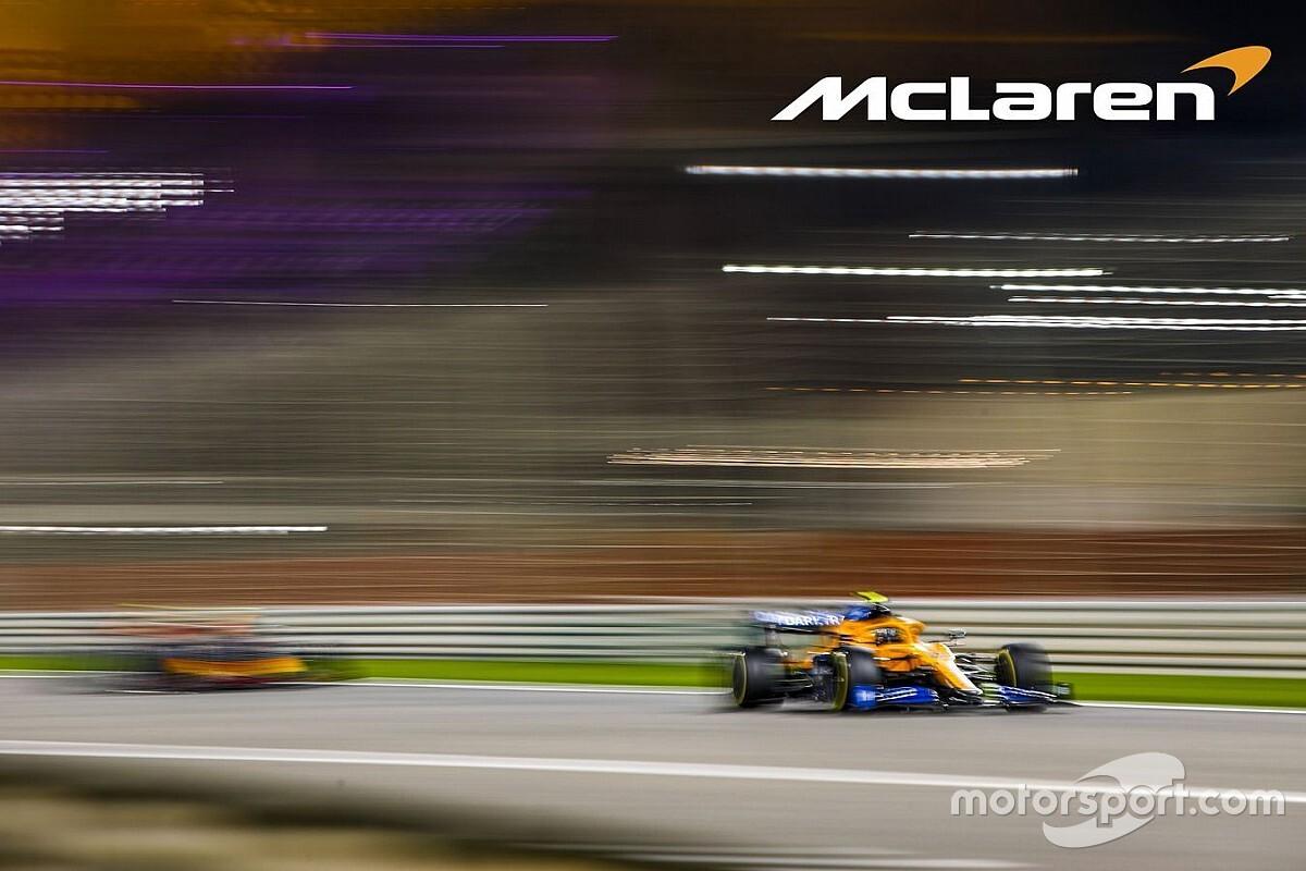 McLaren, takım logosunda değişiklik yaptı