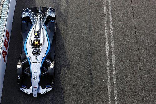 F-E: Vandoorne segura Sims após relargada na última volta e vence ePrix 2 de Roma