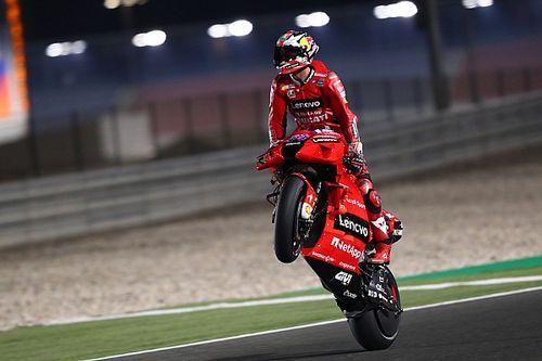 Miller establece nuevo récord en test de MotoGP en Qatar