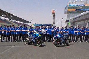 'Suzuki ya ha ganado la primera carrera de 2021'