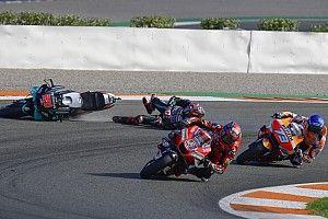 Las otras fotos del GP de Valencia 2020 de MotoGP
