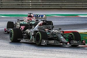 Hamilton: Perez's arrival makes Red Bull stronger