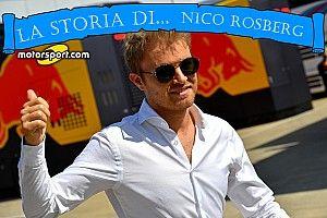 La storia di... Nico Rosberg