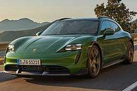 Porsche Taycan Cross Turismo, le break de chasse des temps modernes